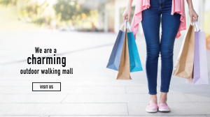 Generic Image of woman holding lots of shopping bags
