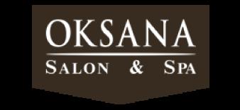 Oksana Salon & Spa Logo