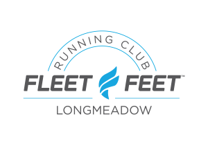 Fleet Feet Longmeadow Logo