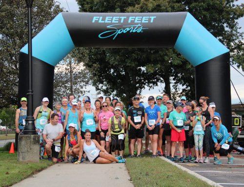 """Enter """"The Tribe"""" – Jill Murphy @ Fleet Feet Longmeadow"""