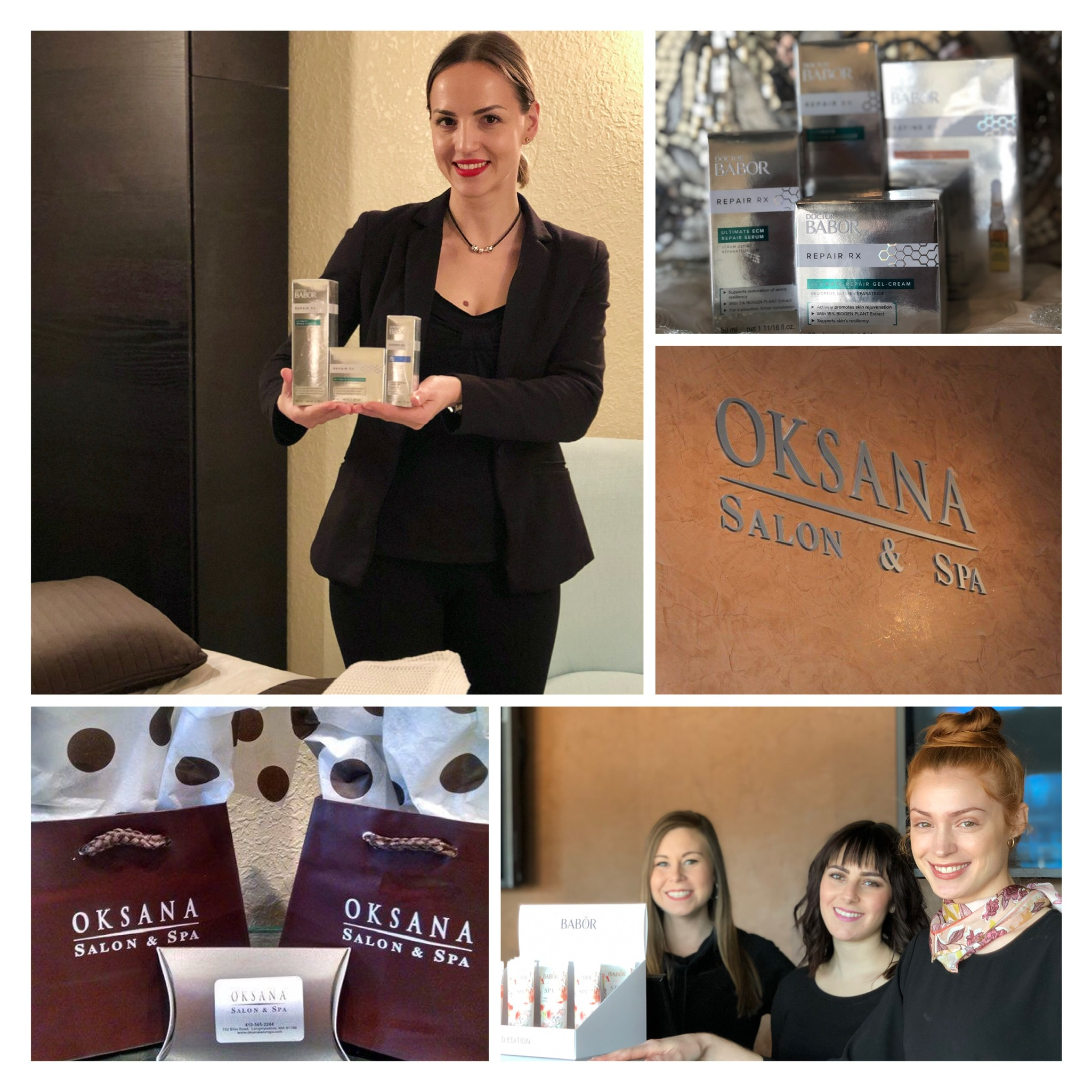 Oksana Salon & Spa