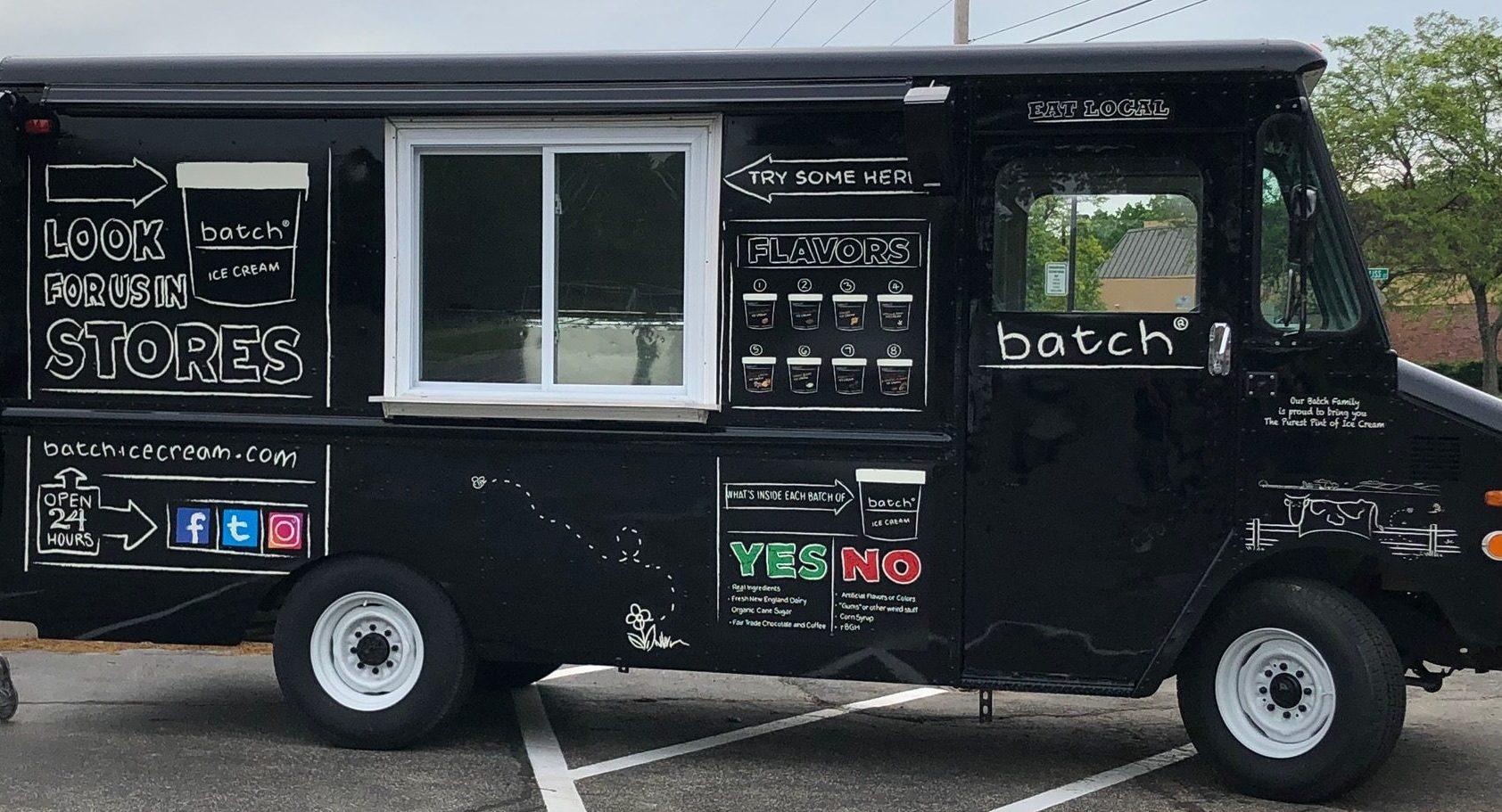 Batch Ice Cream Truck