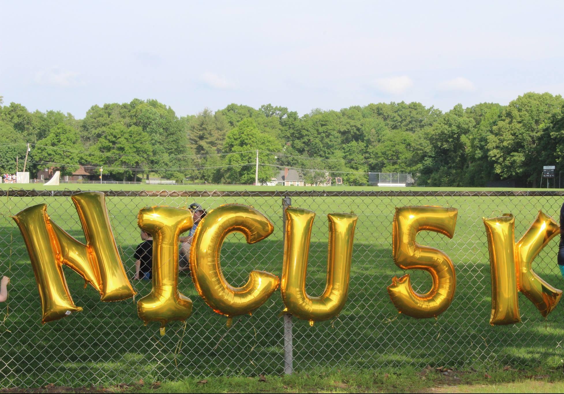 NICU 5K Balloons