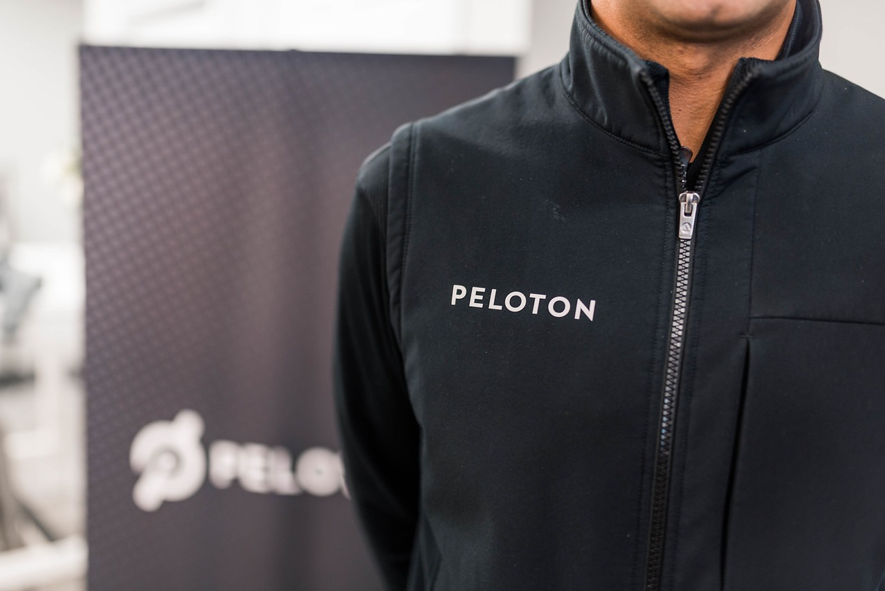 Image of Peloton Jacket