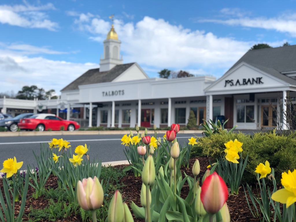 Spring at The Shops