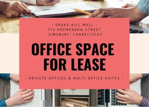 Office Space For Lease Postcard