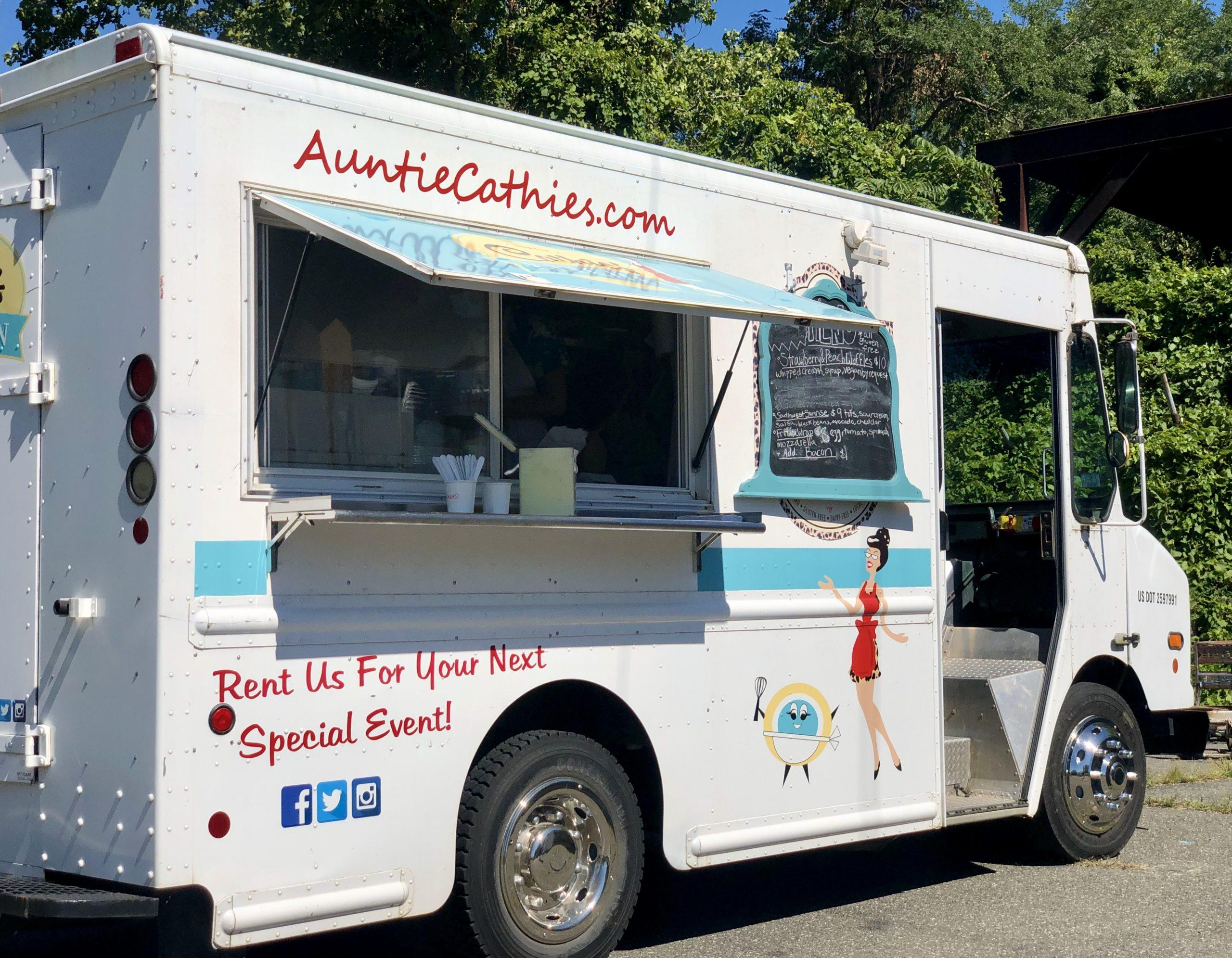 Auntie Cathie's Kitchen Truck