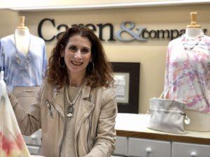 Caren & Co Counter