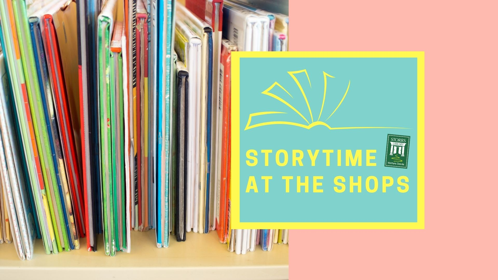 Story Time at The Shops