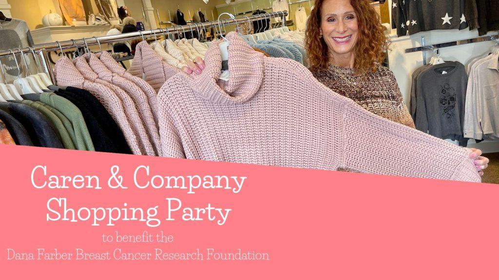 Caren & Co Breast Caner Awareness Fundraiser
